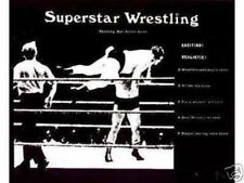 The Original Superstar Wrestling Game with Superstars of Today
