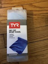 New listing TYR Dry Off Sport Towel