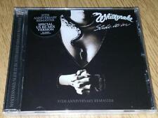 """WHITESNAKE  """"Slide It In""""   35th Anniversary Remaster   NEW    (CD, 2019)"""