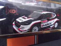 Ford Fiesta Wrc Dmack Rally Portugal 2017 evans IXO 1:43 RAM643