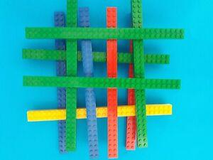Building Blocks – 10 x very long blocks – each 250mm long