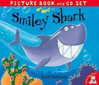 (Good)-Smiley Shark (Book & CD) (Paperback)-Galloway, Ruth-1845064151