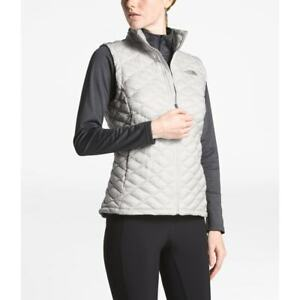 NEW WOMEN'S NORTH FACE THERMOBALL VEST A3KU4JK3  FREE SHIPPING SZ L