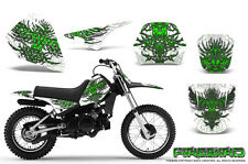 YAMAHA PW80 GRAPHICS KIT CREATORX DECALS STICKERS FIREBIRD GW