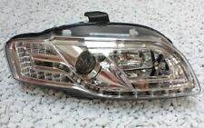 CHROME PHARE AVANT Set AUDI A4 B7 04-08 Berline Avant