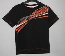 KTM - Tee Shirt Curve Logo Tee - Noir - 6 ans neuf