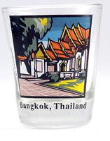 BANGKOK THAILAND SHOT GLASS SHOTGLASS