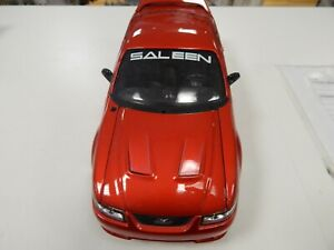 1/18 scale Diecast  ERTL 2003 FORD SALEEN MUSTANG FAST AND THE FURIOUS