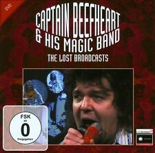 USED (LN) Captain Beefheart & His Magic Band: Lost Broadcasts (2012) (DVD)