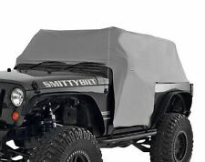 Jeep Wrangler TJ Water Resistant Cab Cover With Door Flaps 92-06 Smittybilt 1061