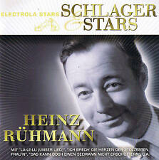 Heinz Rühmann Hits & Stars 18 TRACKS CD New & orig. Box CAPITOL EMI 2008