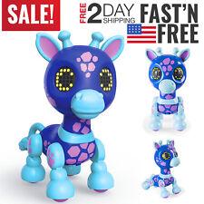 Toys for Girls Robot Rafa 3 4 5 6 7 8 9 10 Age Year Old Kids Toddlers Toy Robot