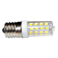 Hqrp 110V 3W 400-450 Lumen E17 Led Bulb for Whirlpool 8206232A Bulb Replacement
