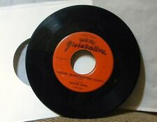 HARLEM GLOBETROTTERS MARCH / SWEET GEORGIA BROWN 45 RPM RECORD