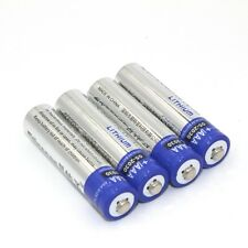 4pcs Etinesan 1.5v Lithium AAA Batteryfor baby gift toy,cheaper than energizer