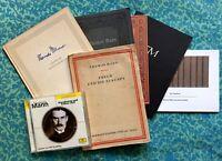 Thomas MANN ★ FREUD & DIE ZUKUNFT ★ ANSPR. IM GOETHE-JAHR 1949 ★ Frühes Leid ★…!