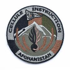 Ecusson G.N. Cellule Instruction Afghanistan Basse Visibilité