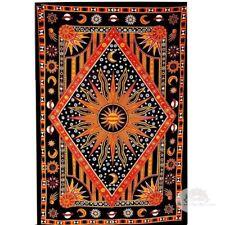 Indian Mandala Bedding Tapestry Wall Hanging Bohemian Single Wall Hanging Throw