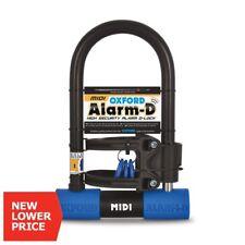 Oxford Bicycle Cycle Bike High Security Alarm-D Lock Midi 260mm x 173mm LK355