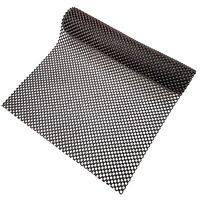 Black Anti Non Slip Multi Purpose Mat Rug Gripper 100 x 30cm Durable Grip Skid