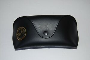 RAYBAN Classic Black Soft Clam Shell Style Sunglasses or Eyeglasses Case