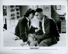 "River Phoenix Lili Taylor Dogfight Original 8x10"" Photo M7844"