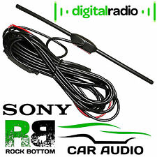 SONY CDX-DAB700U Car Radio Stereo T-Bar DAB Amplified Active SMB Aerial Antenna