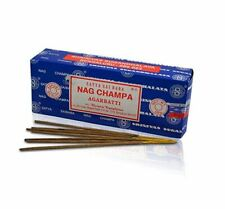 Nag Champa Incense Sticks 250 Grams Satya Baba Box Agarbatti Original 2019 Bulk