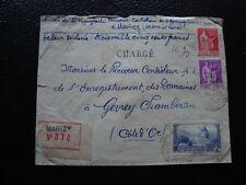 FRANCE - enveloppe 1937 (B13) french