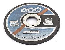 """Disco Per Smerigliatrice Angolare Flex Taglia Ferro Acciaio 4""""1/2 115mm dfh"""