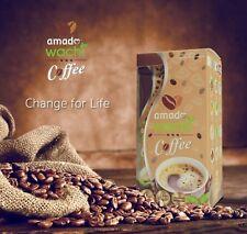 Amado Wachi Coffee Instant Coffee Powder Free Arabica Coffee Total 12 in 1 New