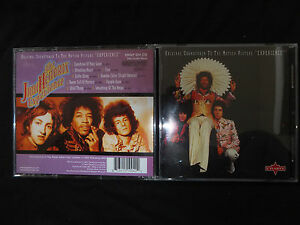 CD JIMI HENDRIX / ORIGINAL SOUNDTRACK TO THE MOTION PICTURE EXPERIENCE /