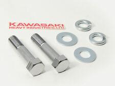 Kawasaki Front Brake Caliper Bolts Kit bolt & washer mounting hardware z1 h1 h2