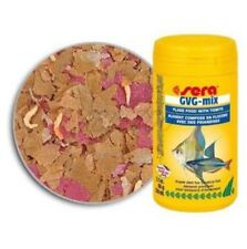 Tropical Fish Food - Sera GVG 60g Suitable For Marine and Freswater Aquariums