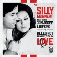 """SILLY """"ALLES ROT ERINNERT... (SINGLE & LIVE CD) NEU"""