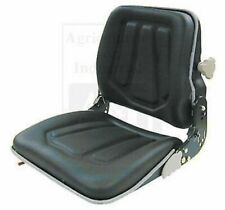 Forklift Seat Deluxe With Slide Track