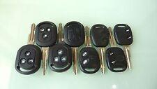 LOT OF 8 used OEM GM SUZUKI key keyless entry remote fob transmitter