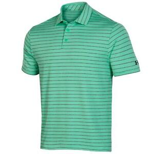 NEW Mens Under Armour 2019 Playoff Tour Stripe Golf Polo - Choose Size & Color!