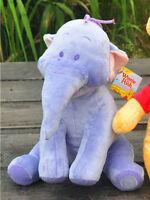 Jumbo  Lumpy Winnie the Pooh Plush Toy Pooh's Heffalump Movie Elephant Doll