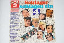 SCHLAGER SCHLAGEN EIN - (Manuela, Herman's Hermits) LP HÖR ZU (SHZT 553)