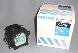 Philips Lamp/Bulb & Housing for JVC TS-CL110UAA HD56G887, HD56GC87, HD61FB97