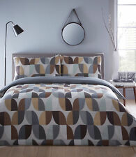 ABSTRACT retro geometric  Duvet Sets Single Double King Super King  multi colour