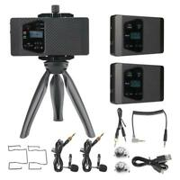 COMICA CVM-WS60 Wireless Mic Receiver for camera  Interview Microphone Receiver