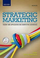 STRATEGIC MARKETING: THEORY AND APPLICATION FOR COMPETITIVE ADVANTAGE., Rensburg