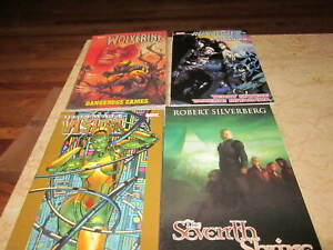 Marvel Graphic Novel Lot K (10 GN's for about the price of 2 sale!)