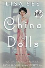 China Dolls by Lisa See (2014, Paperback, Large Type)