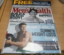 Men's Monthly August Health & Fitness Magazines