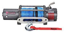 RUNVA EWX-9500lb  / 5443KG W/DYNEEMA ROPE 12V RECOVERY WINCH