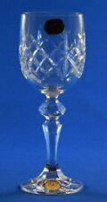 "BOHEMIA CRYSTAL -  FLAMENCO DESIGN - SHERRY GLASS 15cm  /  6"""