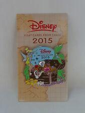 Disney Visa Card 2015 Pin-Disneyland 60 Diamond Celebration Tinkerbell Treasure